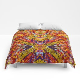 Carnival of Leaves Comforters