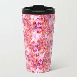 Bed of Orchids Travel Mug