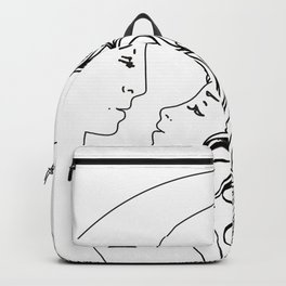 Sun and Moon II Backpack