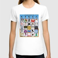 coachella T-shirts featuring Coachella BINGO Board by Highly Anticipated