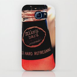 Cold, hard, refreshing iPhone Case