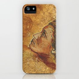 Yearning~ Woman iPhone Case