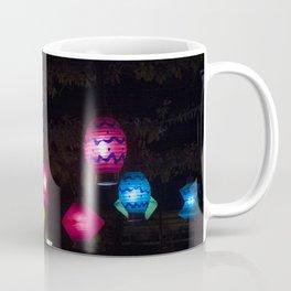 Tea Lanterns Coffee Mug