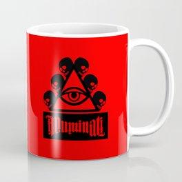 Illuminati logo Coffee Mug
