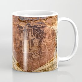 Three Kings Petroglyph - Mcconkie Ranch - Utah Coffee Mug