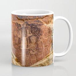 Three Kings Petroglyph - Mcconkie Ranch - Utah Coffee Mug