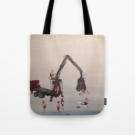 the shower Tote Bag