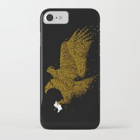 hunting iPhone & iPod Cases featuring Hunting by Flying Mouse 365