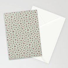 Summertime wallflowers pattern Stationery Cards