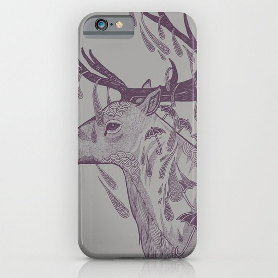 Rain Deer iPhone & iPod Case