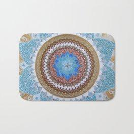 Let There Be Light Mandala Bath Mat