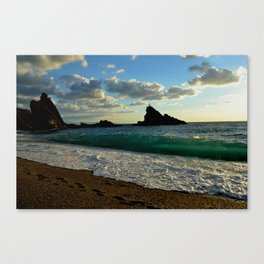 Beauty of Calabria Canvas Print