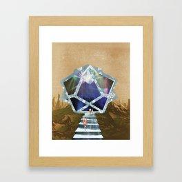 L'après-monde Framed Art Print