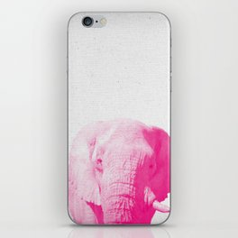 Elephant 02 iPhone Skin