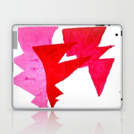 Lumpy Pink Lightning1 Laptop & iPad Skin