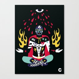 El Guapo Canvas Print