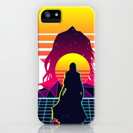 Byakuya Kuchiki iPhone Case