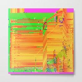 Final90sNoises Metal Print