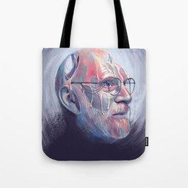 Oliver Sacks Tote Bag
