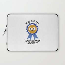 Boast Likely to Succeed Laptop Sleeve
