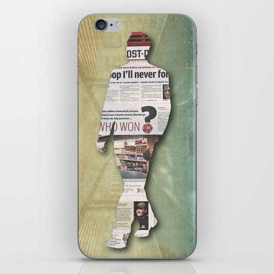 platform 1 iPhone & iPod Skin