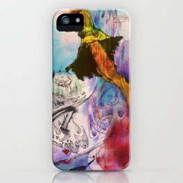 A Vernal Planet iPhone Case