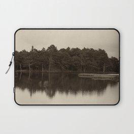 High mountain lake Laptop Sleeve