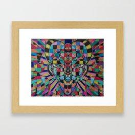 Ruby Spirit Framed Art Print