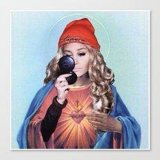 Amanda. Canvas Print