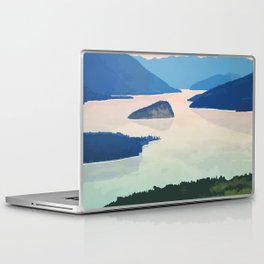 Shuswap Lake Provincial Park Laptop & iPad Skin