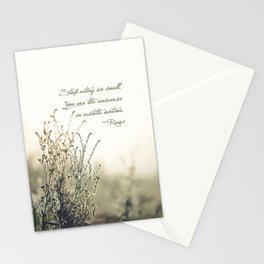 Ecstatic Motion Stationery Cards