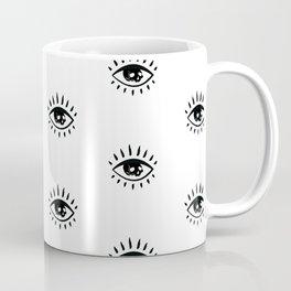 Evil Eye Magic Coffee Mug