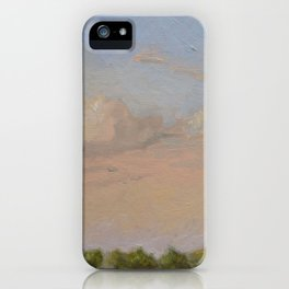 Sunset Painting iPhone Case