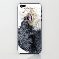 Labradoodle Love iPhone & iPod Skin