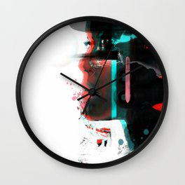 Motioned Wall Clock