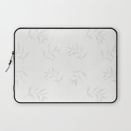 Airy Watercolor Vine By Journey Home Made Laptop Sleeve