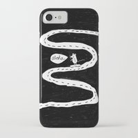 aloha iPhone & iPod Cases featuring Aloha by RAWR