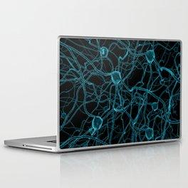 You Get on My Nerves! / 3D render of nerve cells Laptop & iPad Skin