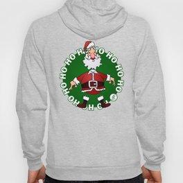 Santa Claus: Ho Ho Ho Hoody