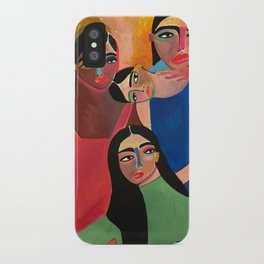 Support System iPhone Case