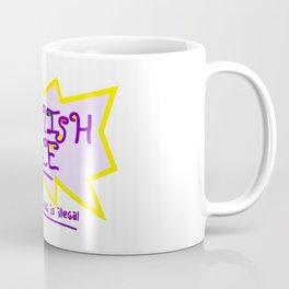 ABOLISH ICE! Coffee Mug