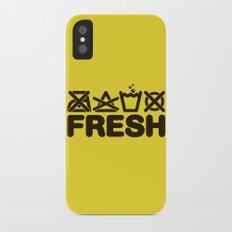 FRESH Slim Case iPhone X