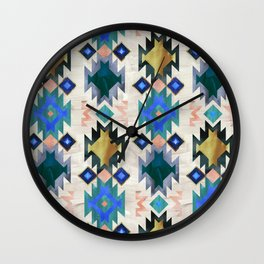 Kilim Kind 6a Wall Clock