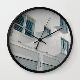 Mondays Wall Clock