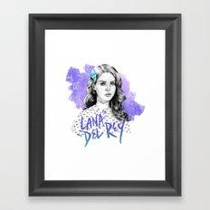 LDR 2014 Framed Art Print