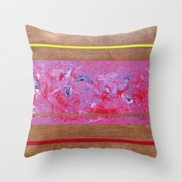 Gallery Perspective Throw Pillow