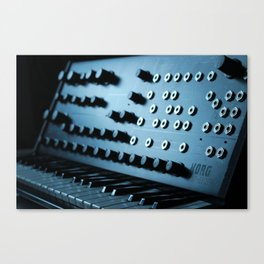 Korg Legacy Collection Ms-20  Canvas Print