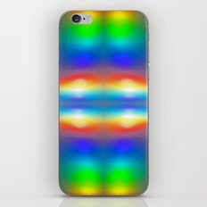 Abstract sunsets iPhone & iPod Skin