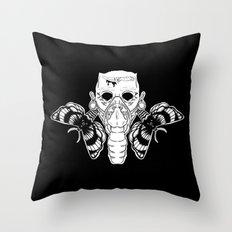 Addicted Throw Pillow