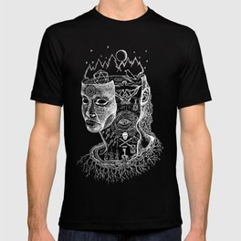 Secrets of Your Skull T-shirt